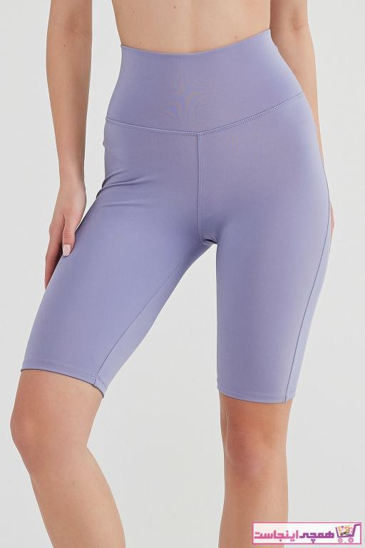 خرید اینترنتی شلوارک ورزشی مردانه برند Penti رنگ بنفش کد ty93718684