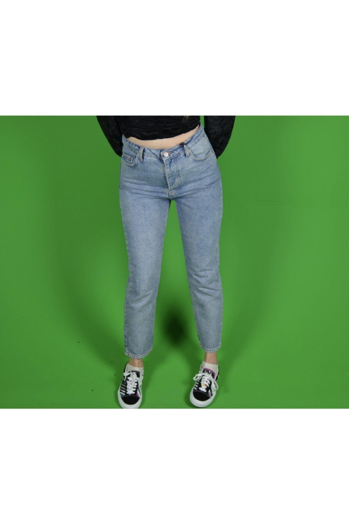 شلوار جین زنانه زیبا SWEG رنگ آبی کد ty93722879