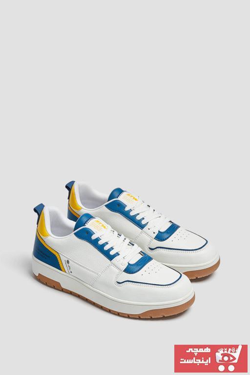 کفش اسپرت جدید برند Pull & Bear کد ty93938306