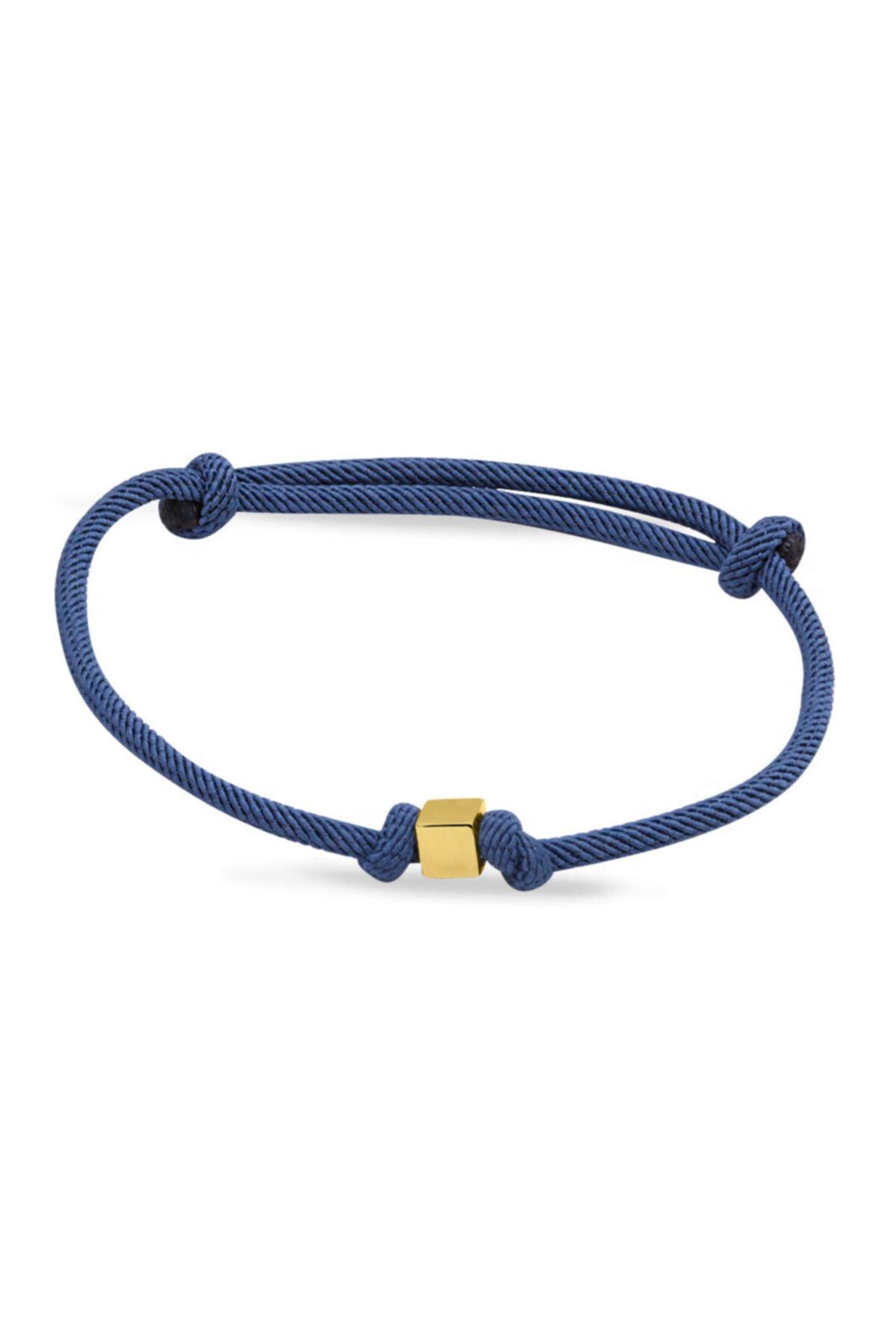 فروش انلاین دستبند طلا زنانه مجلسی برند ALTINKÖŞE رنگ آبی کد ty94207039
