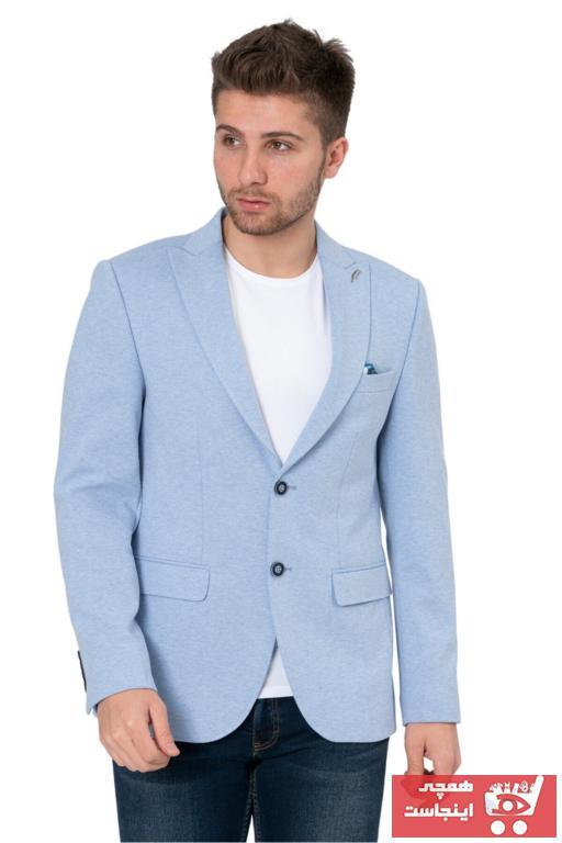 سفارش اینترنتی کت تک  برند White Stone رنگ آبی کد ty94242179