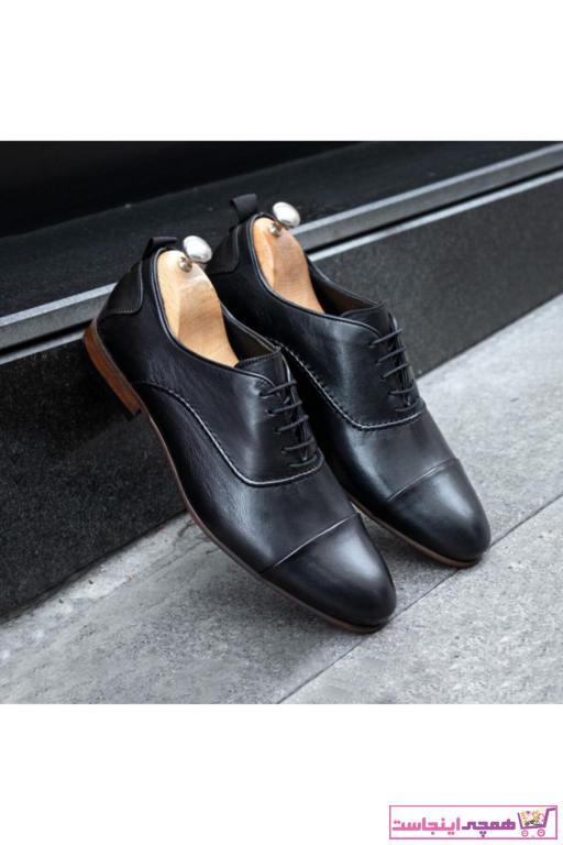 کفش کلاسیک پاییزی مردانه برند İBAY رنگ مشکی کد ty94249433