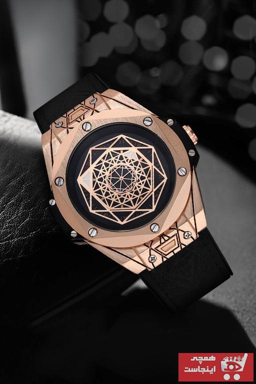 خرید انلاین ساعت مردانه  2021 برند COMMES رنگ مشکی کد ty94338844