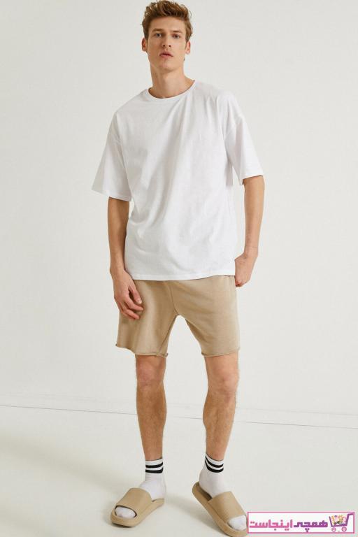 تی شرت مردانه با قیمت برند کوتون کد ty94549844