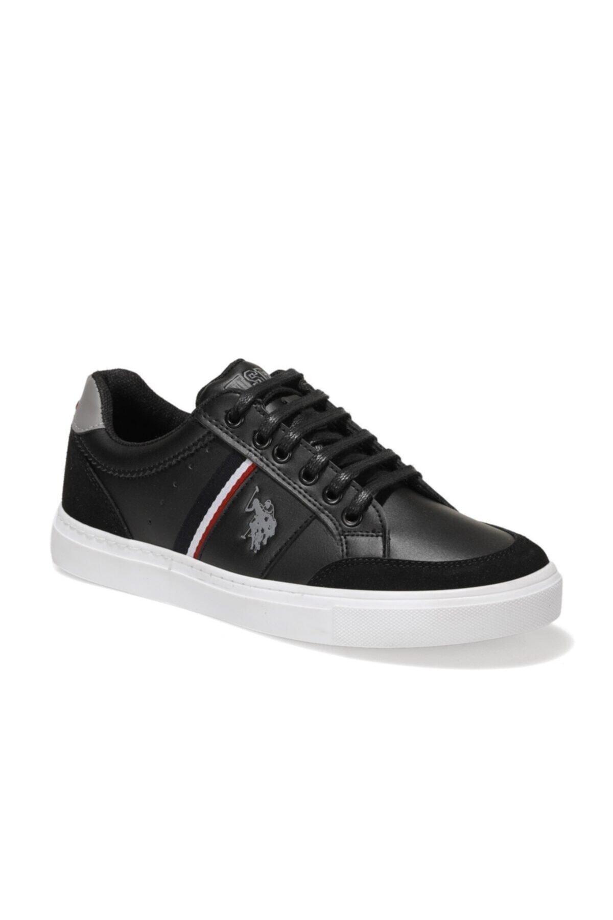 کفش اسپرت شیک برند یو اس پولو رنگ مشکی کد ty94647007