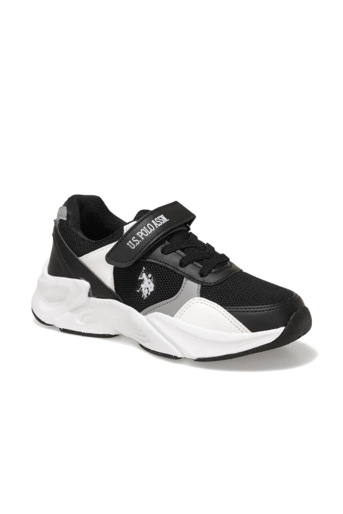 کفش اسپرت بچه گانه پسرانه اینترنتی برند U.S. Polo Assn. رنگ مشکی کد ty94689477