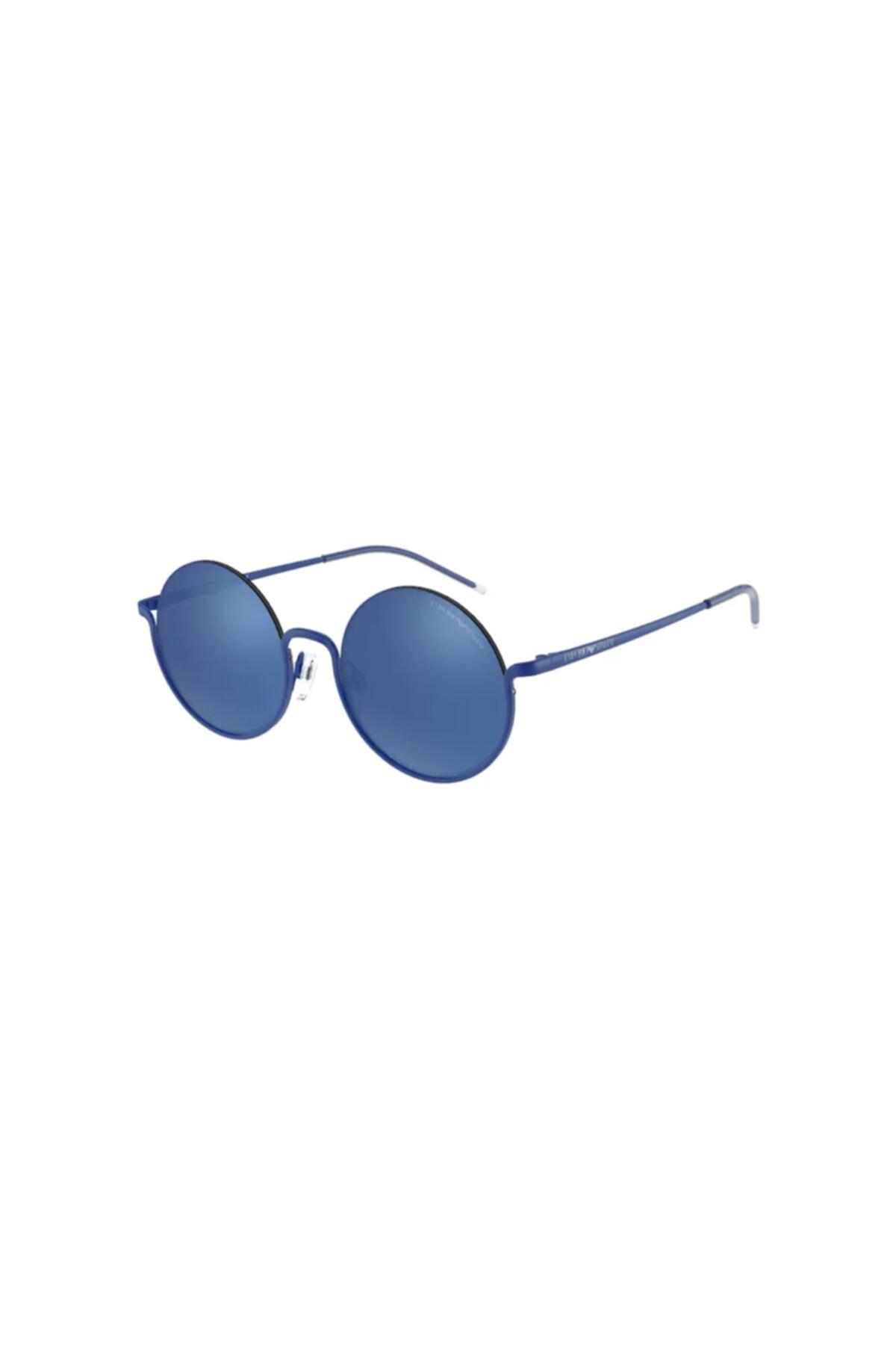 عینک دودی مردانه تابستانی برند امپریو آرمانی رنگ لاجوردی کد ty94777621