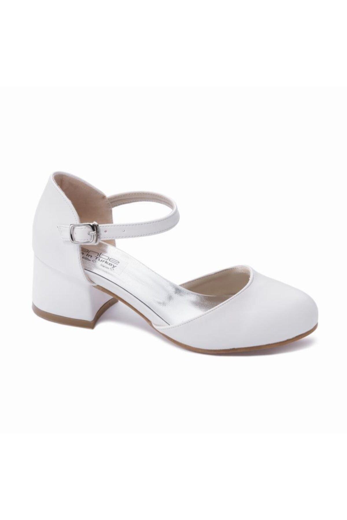کفش پاشنه بلند بچه گانه دخترانه مارک برند Sanbe کد ty94962832