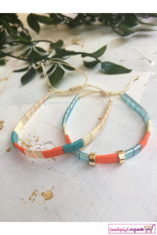 خرید دستبند خفن برند floom jewelry رنگ آبی کد ty94970579