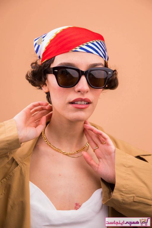 خرید ارزان عینک آفتابی زنانه اسپرت برند Bilge Karga رنگ مشکی کد ty95032054