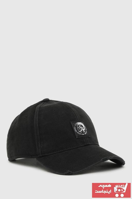 کلاه مردانه برند دیزل رنگ مشکی کد ty95257913