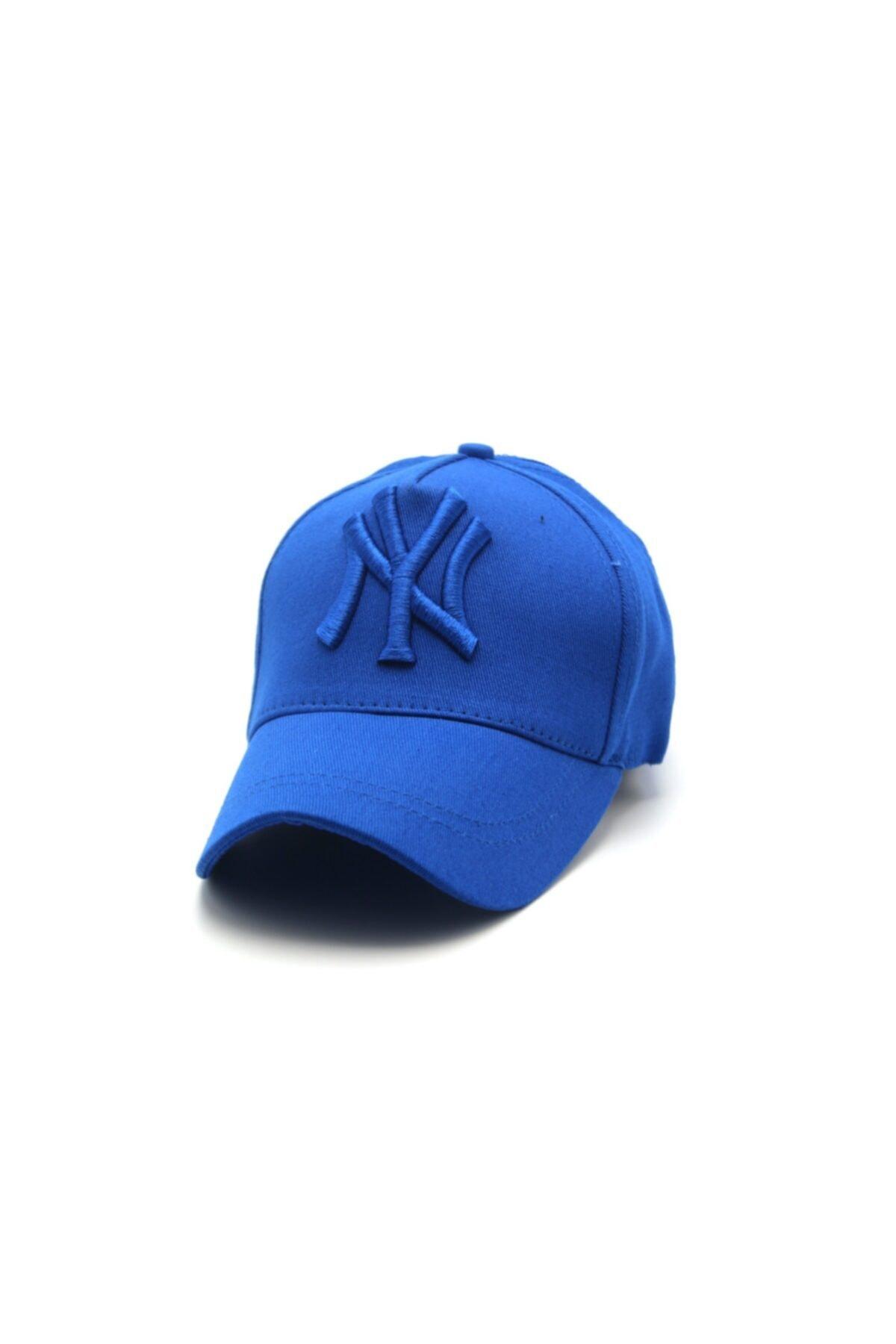فروش کلاه مردانه ترک مجلسی Elif Butik رنگ آبی کد ty95341778
