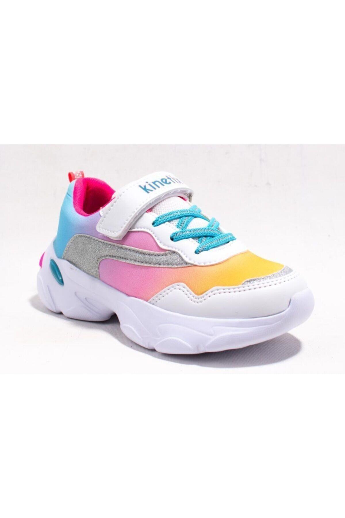 خرید ارزان کفش اسپرت بچه گانه دخترانه  برند کینتیکس kinetix کد ty95479992