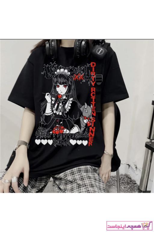 خرید مدل تیشرت زنانه برند Köstebek رنگ مشکی کد ty95603828