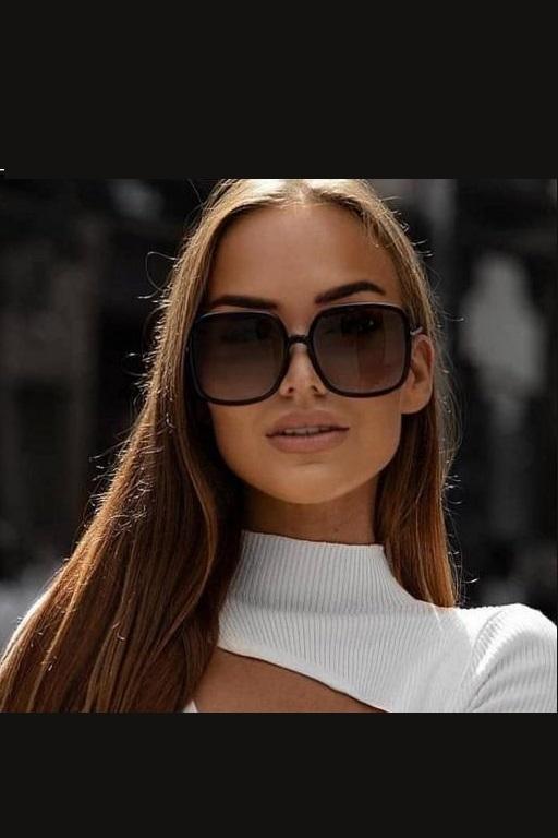 عینک آفتابی زیبا برند Hane14 رنگ مشکی کد ty95696714