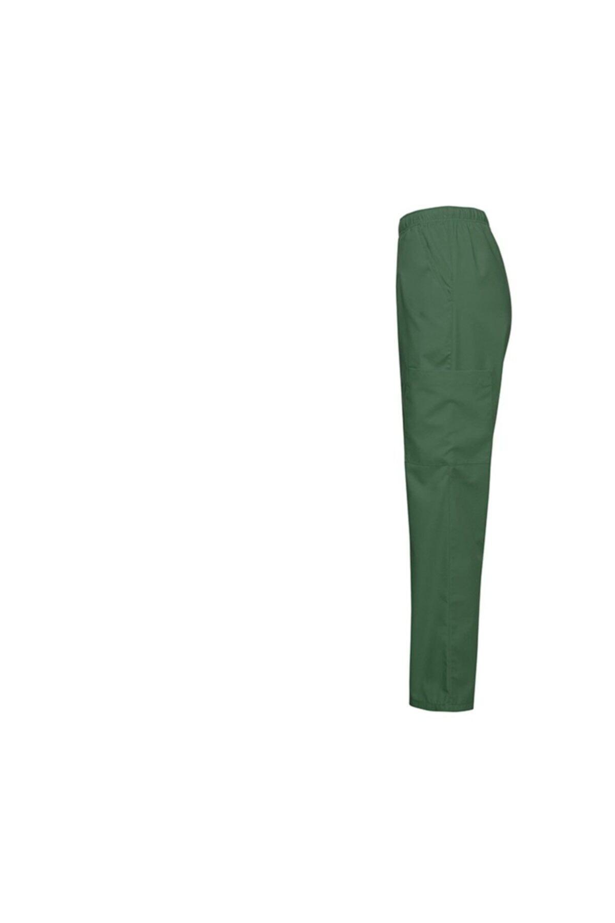 خرید شلوار ورزشی مردانه شیک برند acar iş tex رنگ سبز کد ty96004248