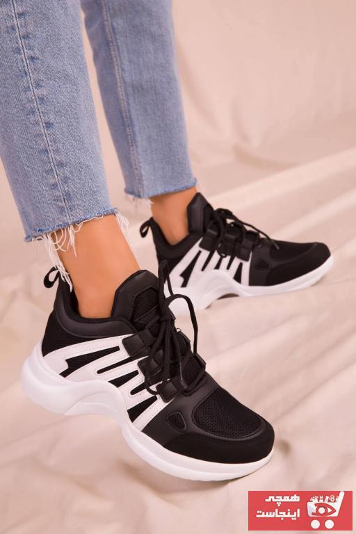 سفارش کفش اسپرت زمستانی مردانه برند Matilla رنگ مشکی کد ty96116942