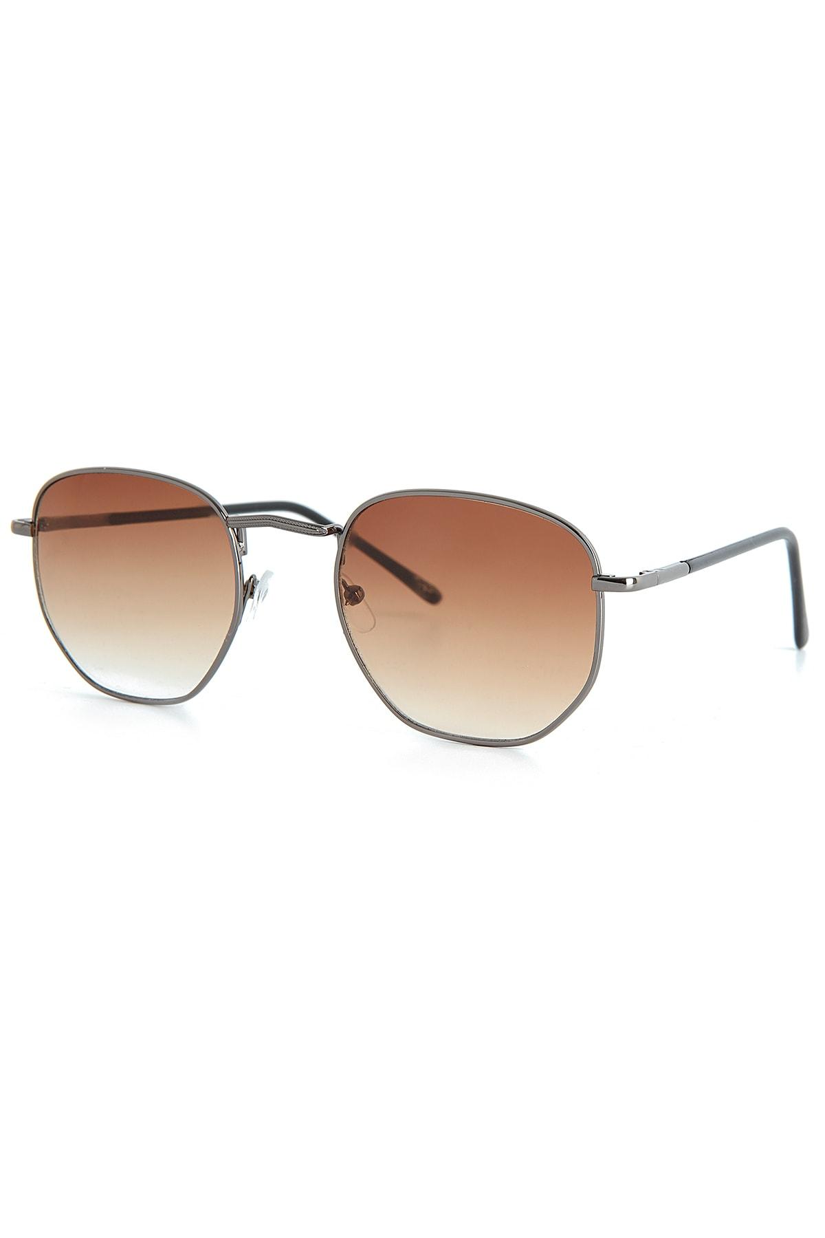 عینک آفتابی مردانه فانتزی برند Aqua Di Polo 1987 رنگ نقره ای کد ty96224861