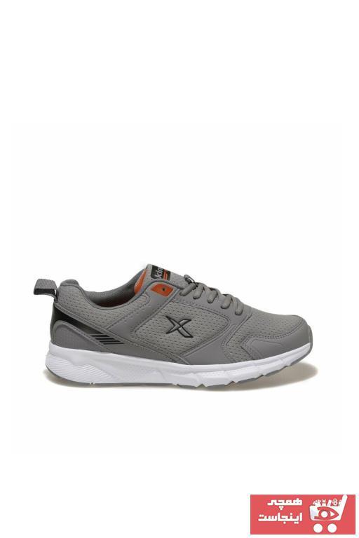 کفش مخصوص پیاده روی مردانه برند کینتیکس kinetix رنگ نقره ای کد ty96624181