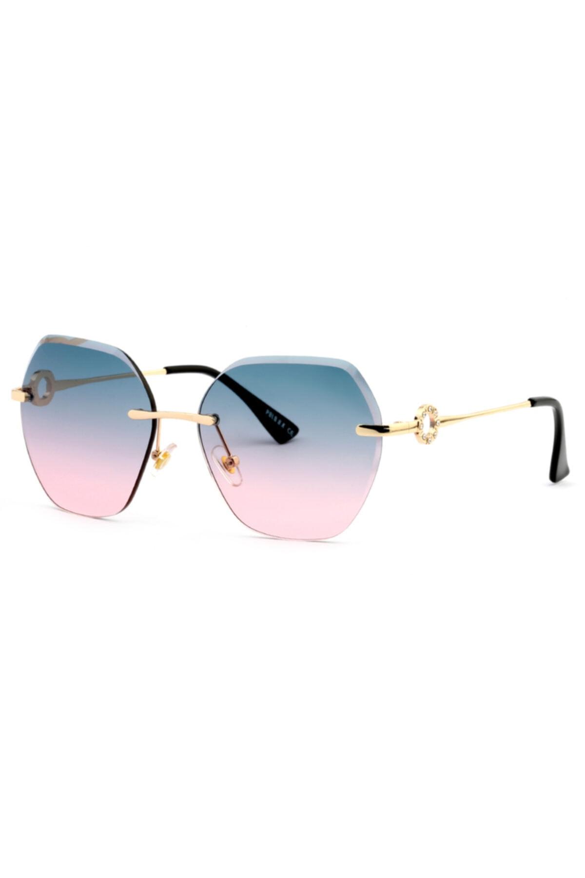 عینک آفتابی خاص زنانه برند Polo U.K. رنگ بنفش کد ty96709087