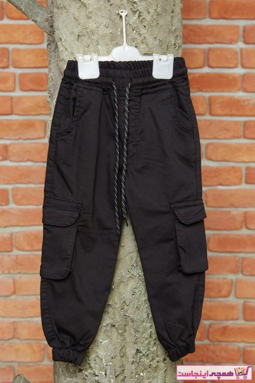 خرید ارزان شلوار فانتزی دخترانه برند Fulla Moda رنگ مشکی کد ty96716394