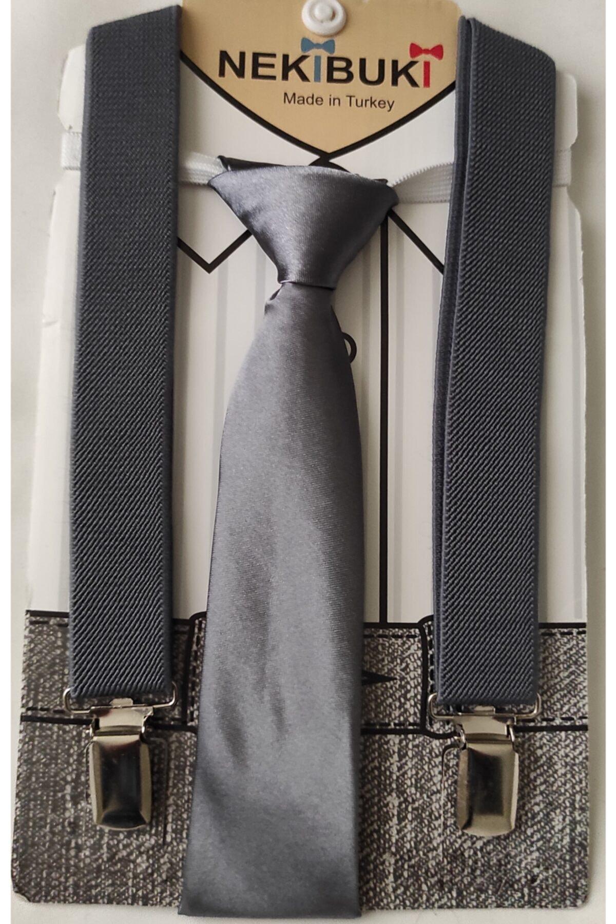 خرید  کراوات زیبا برند NEKİBUKİ رنگ بنفش کد ty96833358