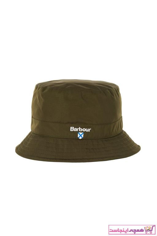 کلاه  برند Barbour رنگ سبز کد ty97102752