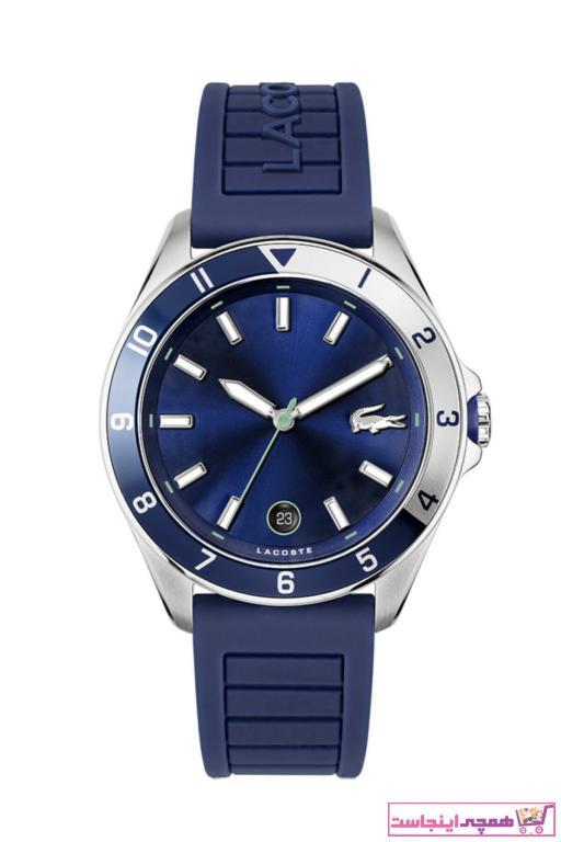 خرید نقدی ساعت مردانه  برند لاگوست lacoste رنگ لاجوردی کد ty97110502