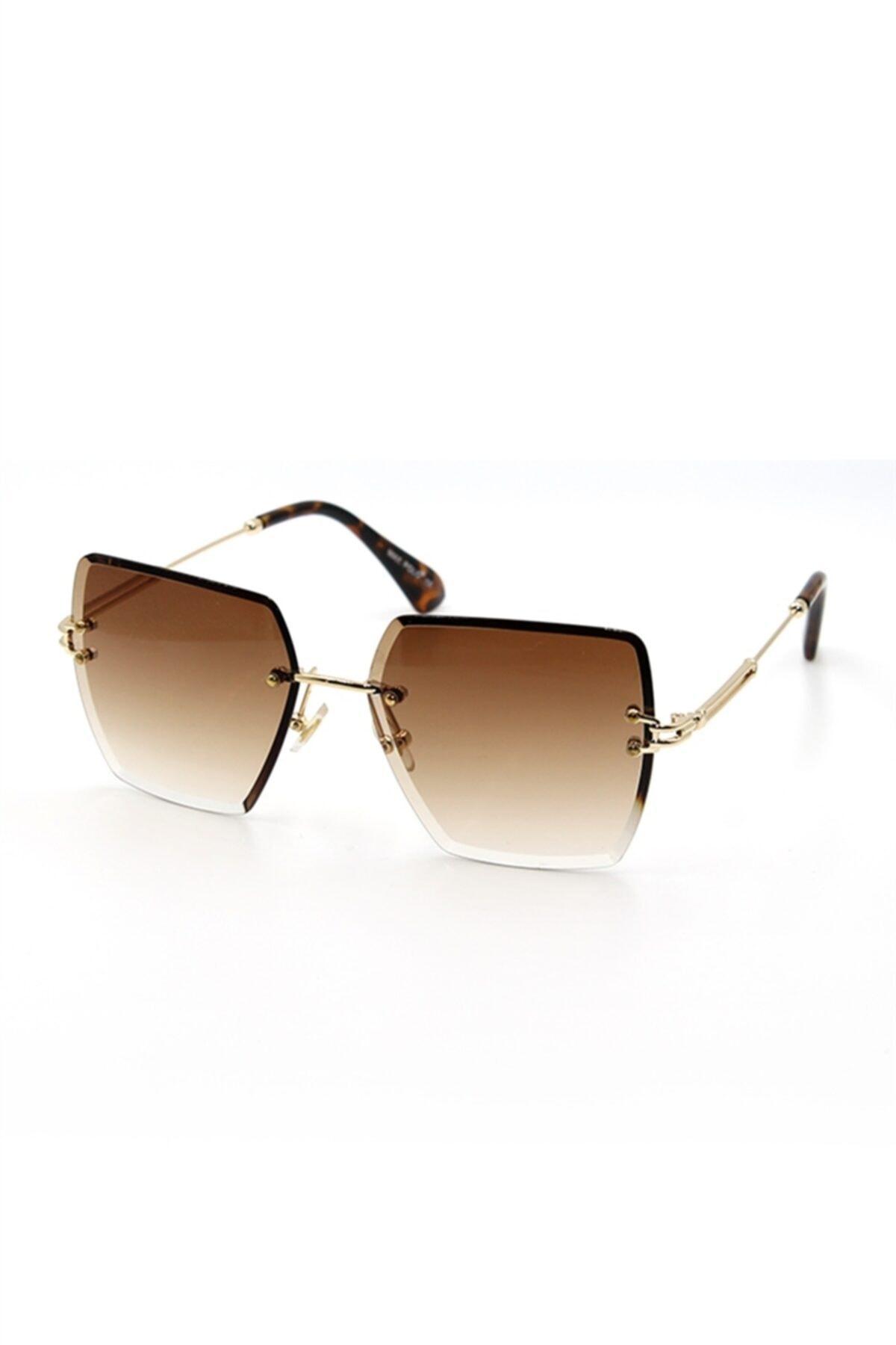 عینک آفتابی جدید برند Max Polo رنگ قهوه ای کد ty97226674