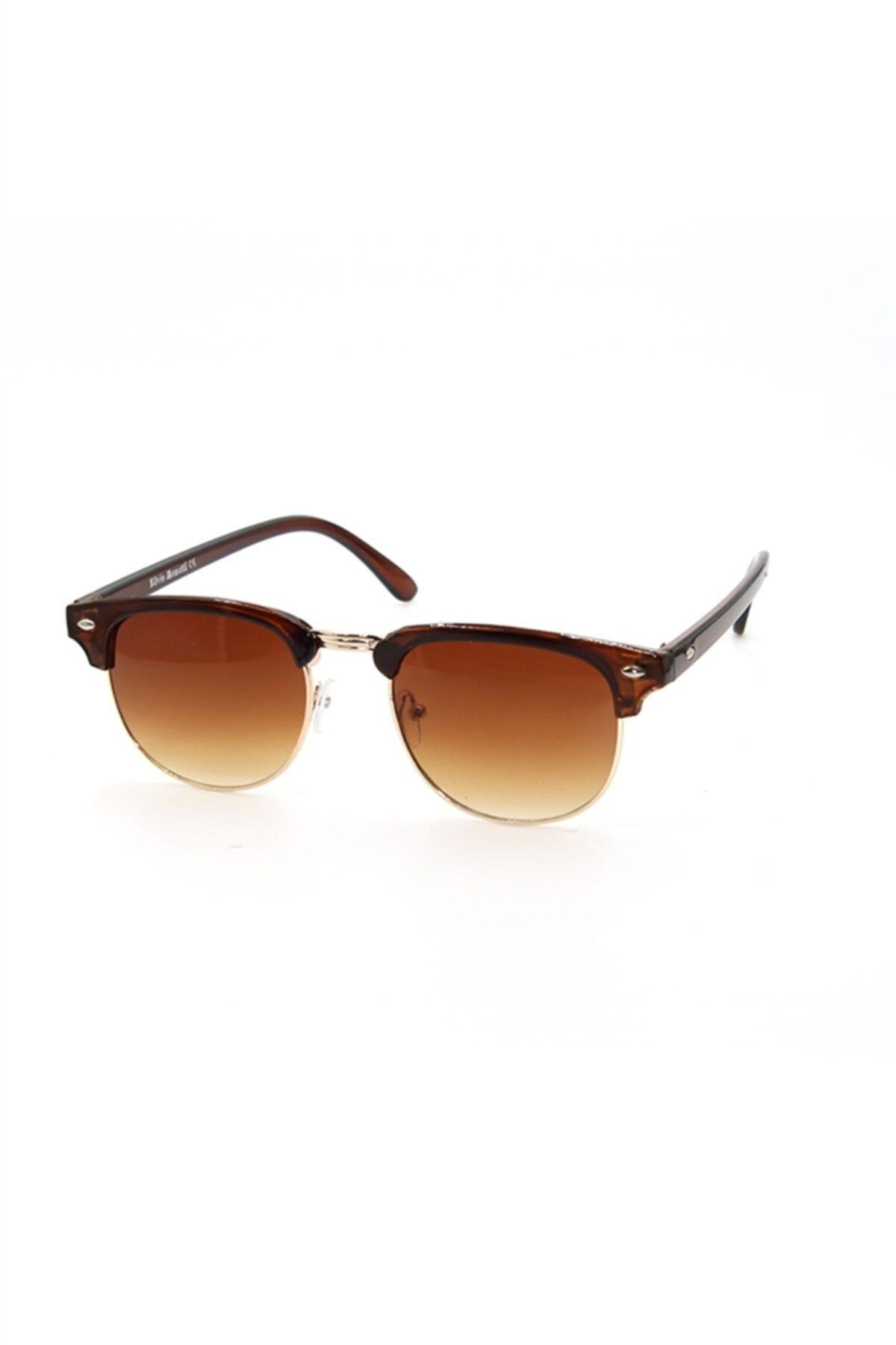 عینک دودی مردانه خاص برند Silvio Monetti رنگ قهوه ای کد ty97233311