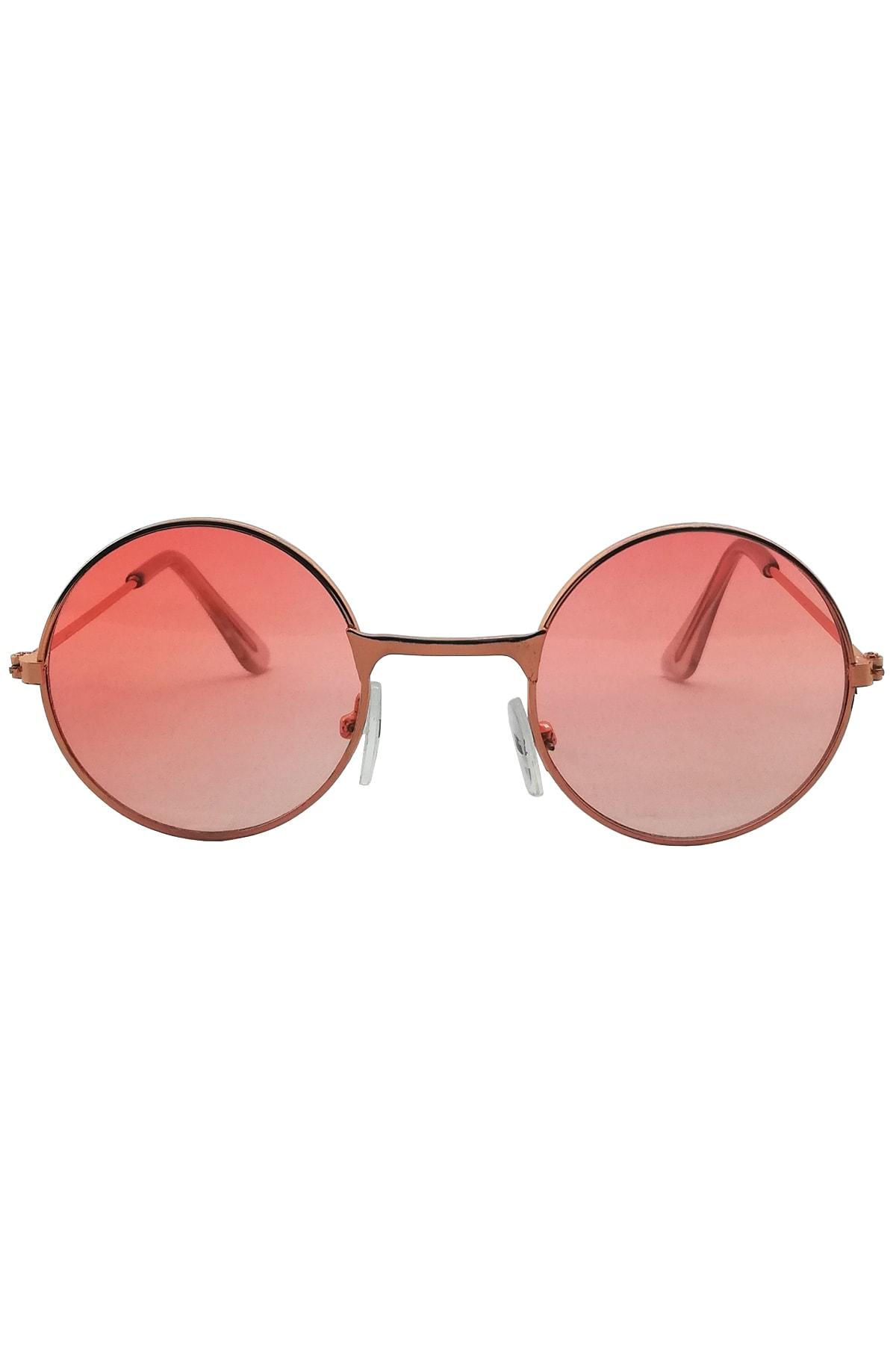 خرید پستی عینک آفتابی زیبا برند sezerekspres رنگ صورتی ty97317409
