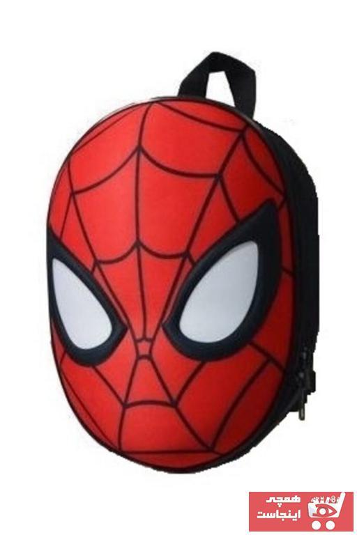 خرید ارزان کوله پشتی بچه گانه پسرانه  برند SPIDERMAN رنگ قرمز ty97320533