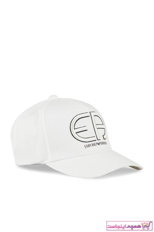کلاه مردانه  برند امپریو آرمانی رنگ بژ کد ty97347425
