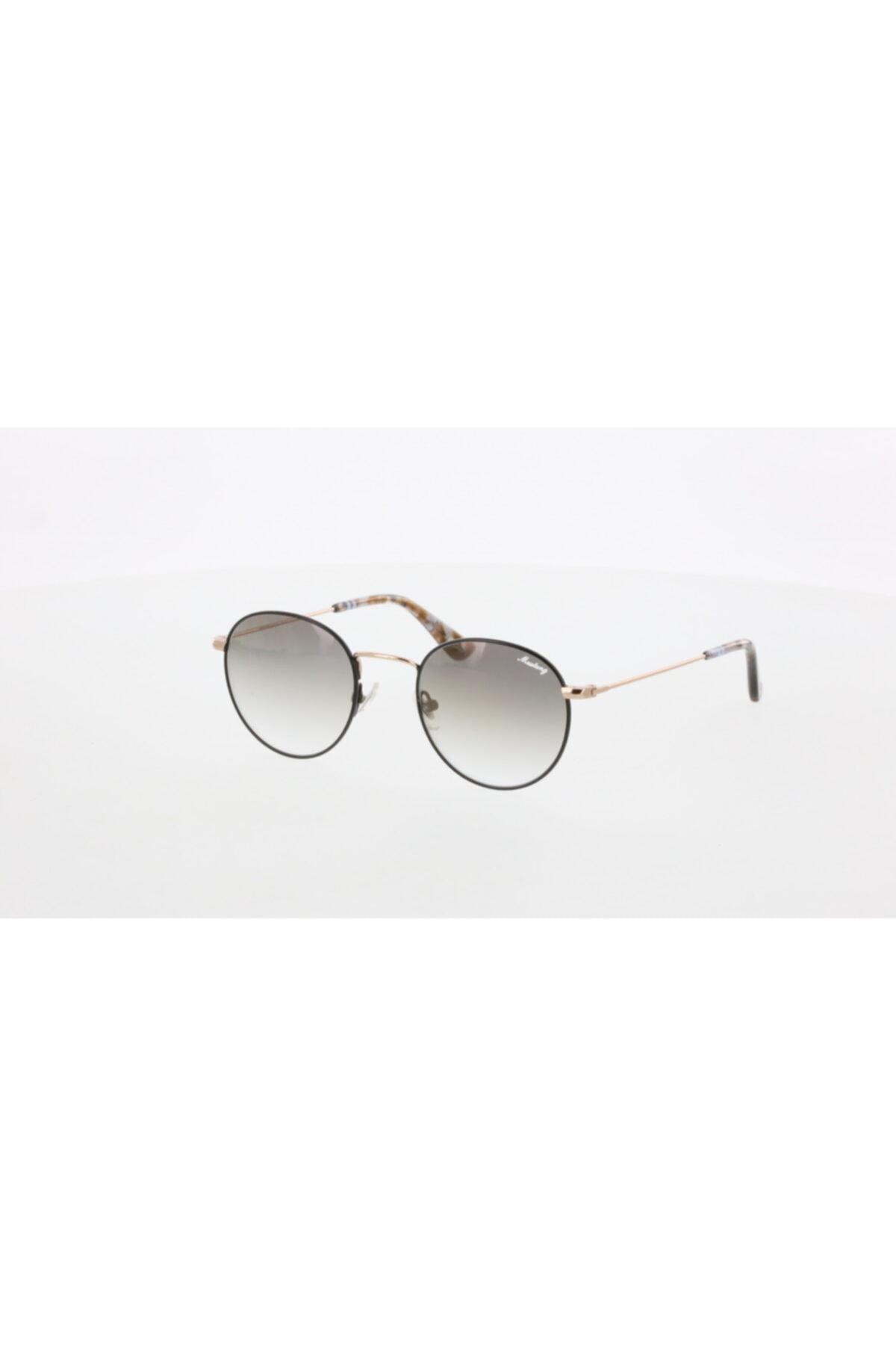 عینک دودی بلند برند موستانگ رنگ زرد ty97568985