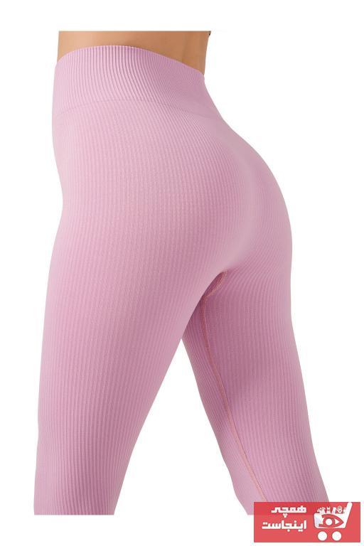 خرید پلگی لگ ورزشی زیبا برند LOS OJOS رنگ بنفش کد ty97598127
