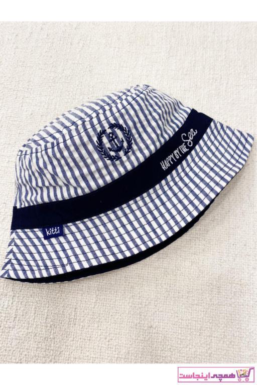 کلاه مدل 2021 برند Kitti رنگ لاجوردی کد ty97602181
