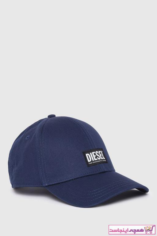 کلاه بلند برند دیزل رنگ لاجوردی کد ty97848777
