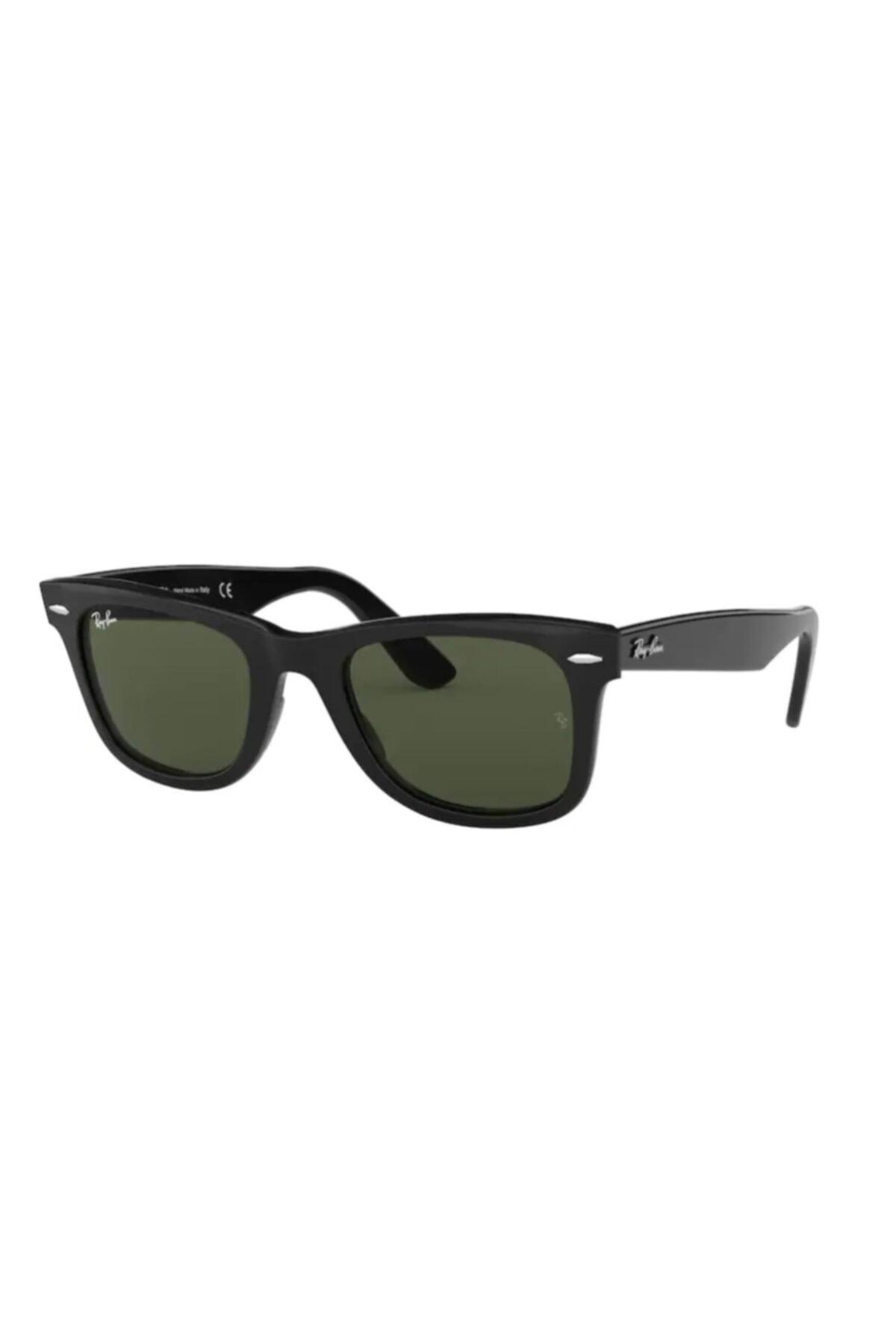 خرید عینک آفتابی  برند ری بن رنگ قهوه ای کد ty98341368