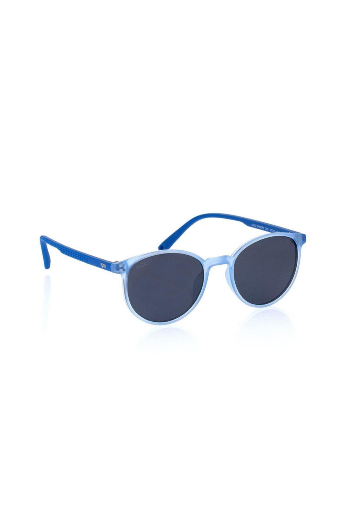 فروش نقدی عینک آفتابی پسرانه خاص برند IGOR رنگ آبی کد ty98358341