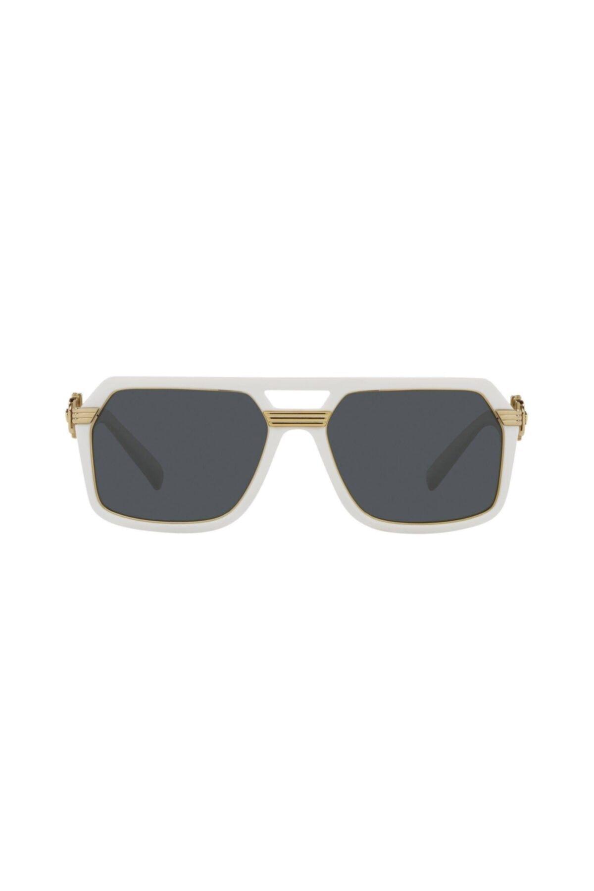 فروش عینک دودی مردانه فانتزی برند ورساچ کد ty98590675