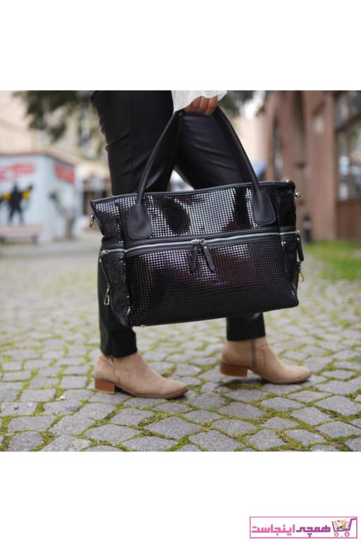 خرید پستی کیف رودوشی اصل زنانه برند Lindo Çanta رنگ مشکی کد ty98820938