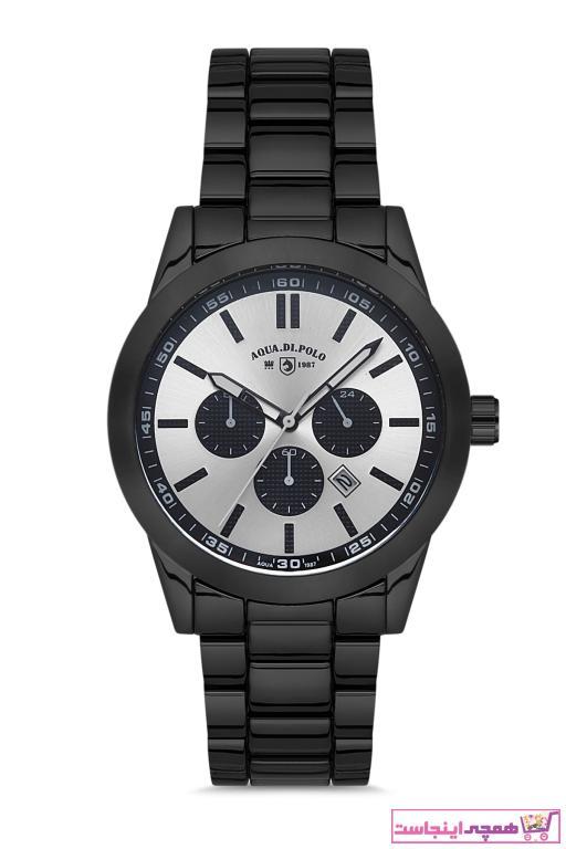 سفارش پستی ساعت مردانه برند Aqua Di Polo 1987 رنگ بژ کد ty98892204