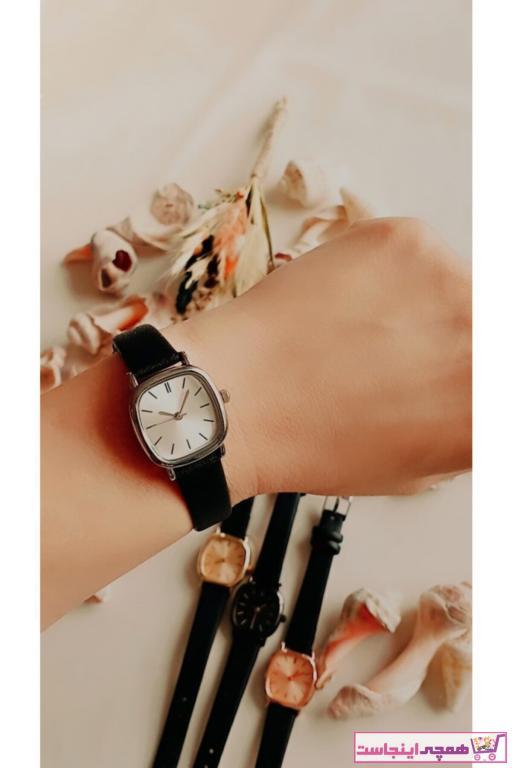 سفارش ساعت زنانه اصل برند Ricardo رنگ نقره کد ty99110989