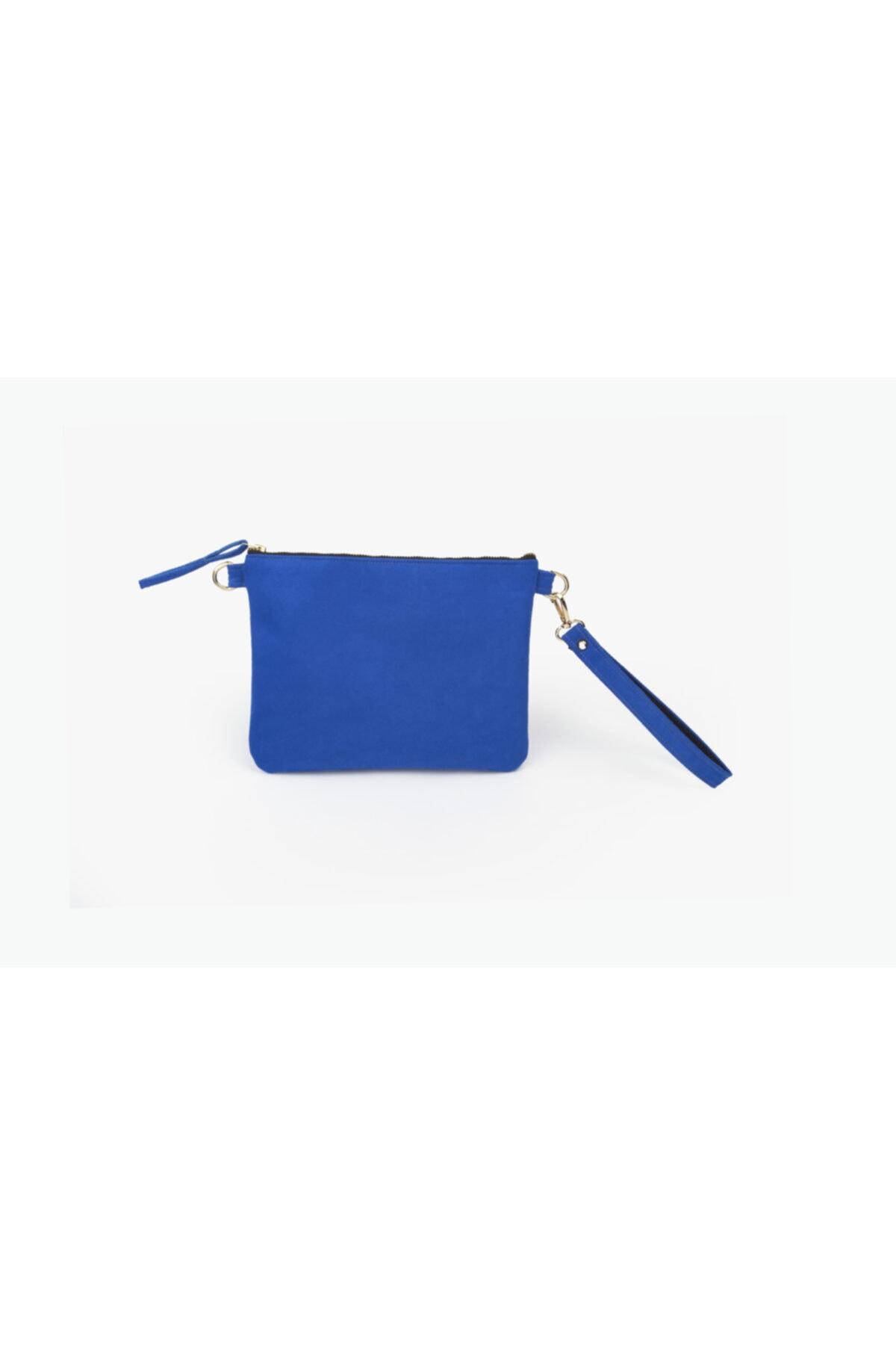 فروش کیف دستی زنانه 2020 برند celmonster رنگ آبی کد ty99407850