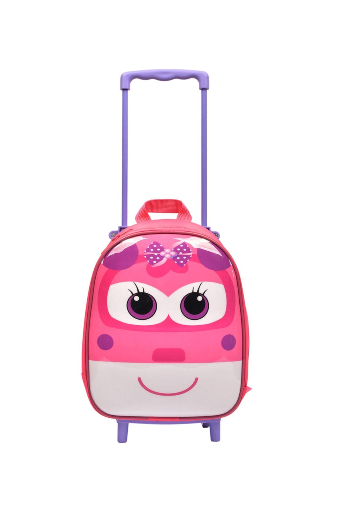 کیف مدرسه ارزان بچه گانه دخترانه برند ŞEHRİBAG رنگ بنفش کد ty99463540
