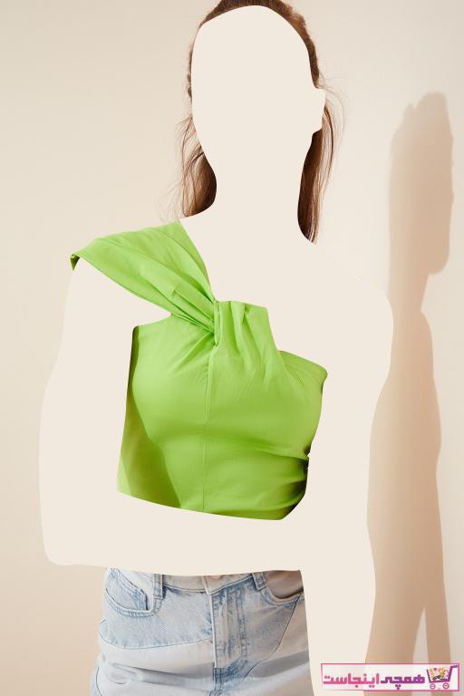 فروش پستی ست بلوز زنانه برند Happiness İst. رنگ سبز کد ty99523517