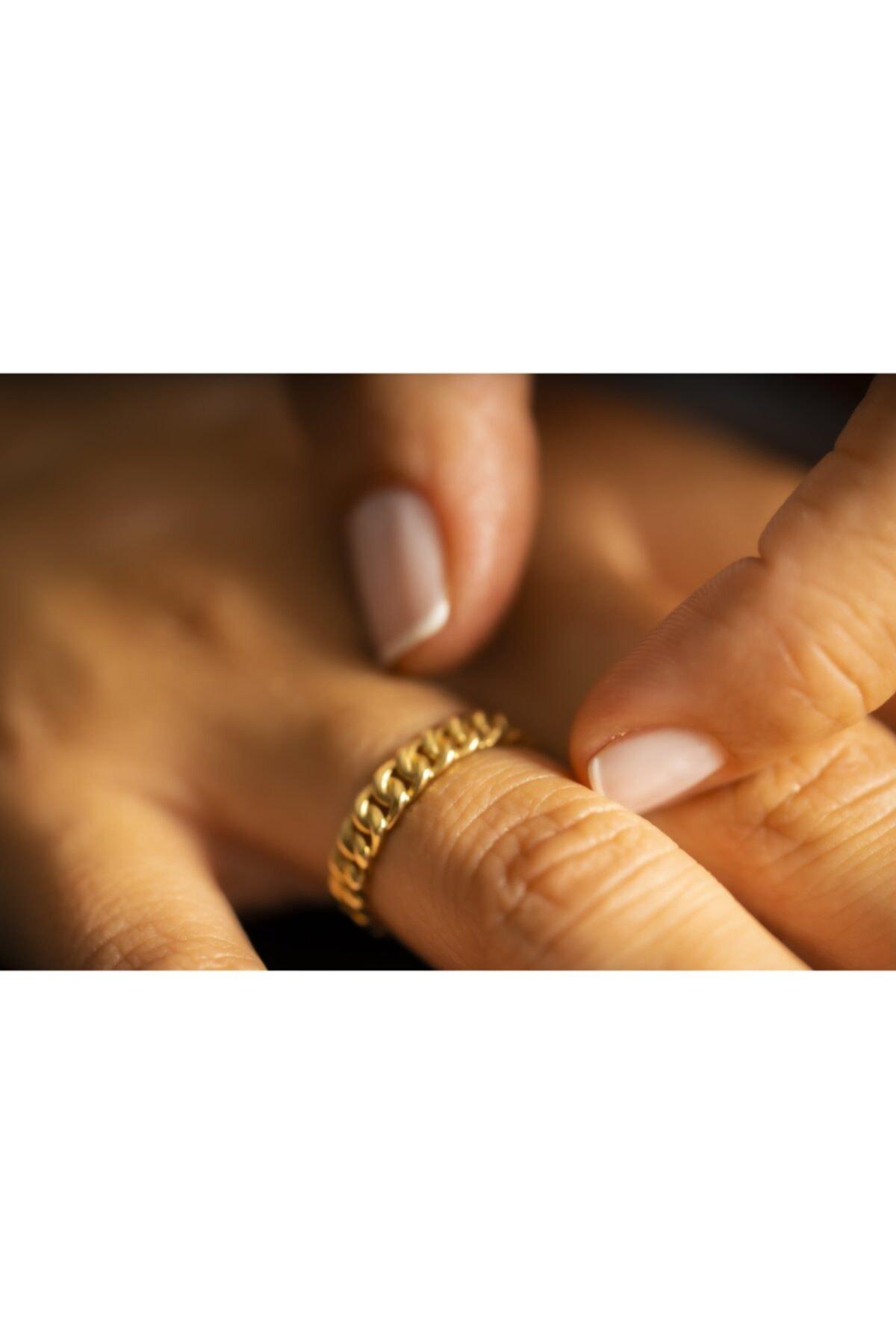 فروش انگشتر طلا زنانه فانتزی برند SİVAS KUYUMCULUK رنگ صورتی ty99647655