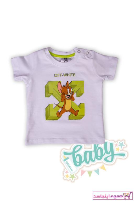 خرید ارزان تیشرت نوزاد پسرانه اسپرت برند mandalin tekstil کد ty99735523