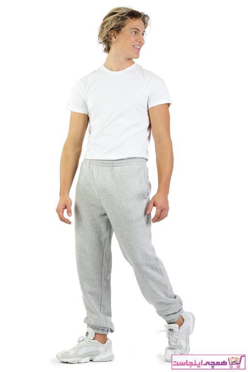 فروش پستی شلواراسلش مردانه شیک جدید برند Fumood رنگ نقره ای کد ty99780491