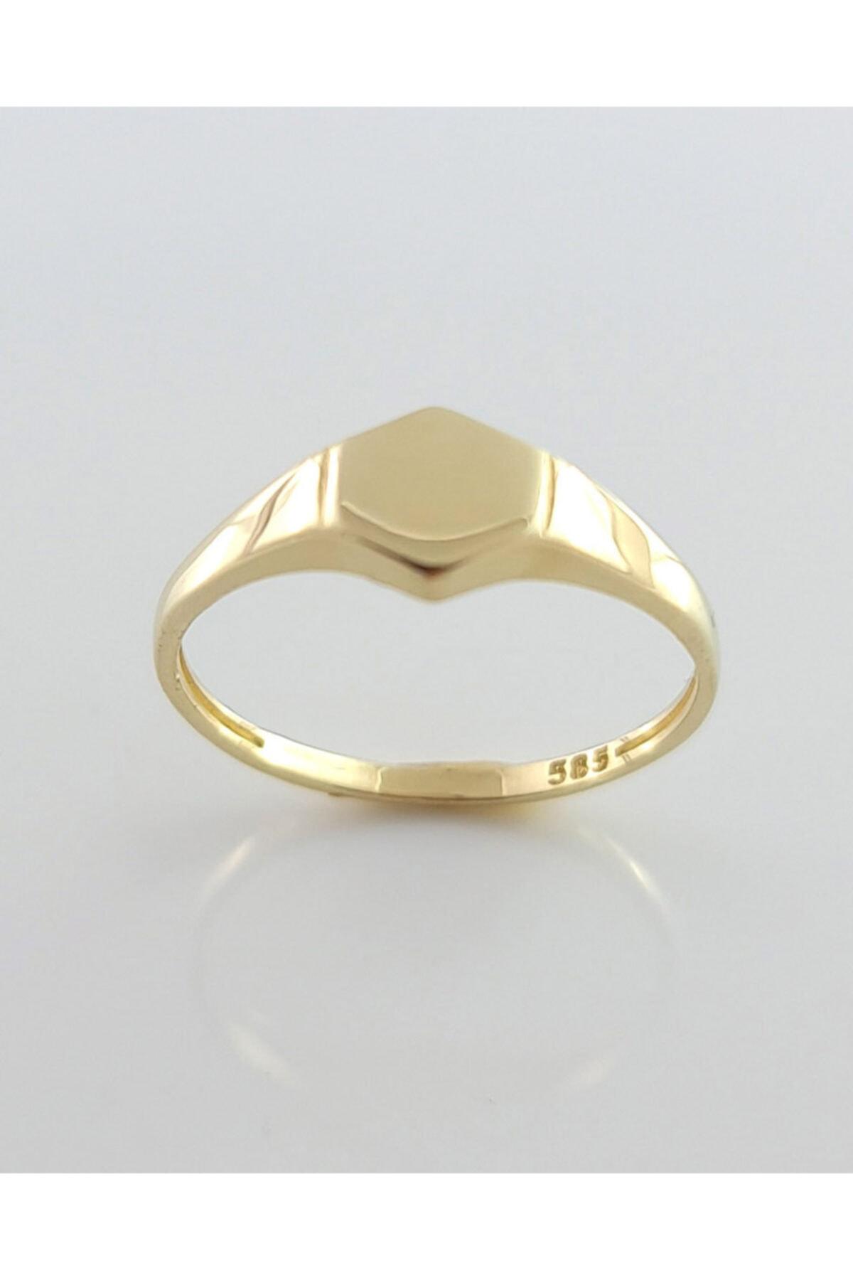 انگشتر طلا مردانه ارزان برند VeraDesignGold رنگ طلایی ty99835919